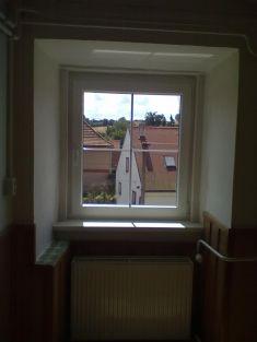 Výměna oken v MŠ - 2013
